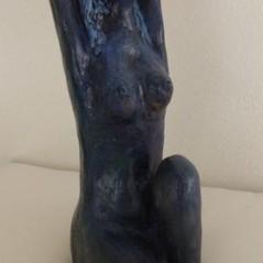 Denise Bravo – La femme bleue